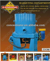 Durable wear parts small scale placer gold mining equipment made in china