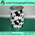 personalizado impresso laminado plástico rolo de filme