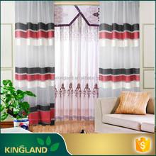 La cortina de colecciones proveedor encargo diáfano ventana cortina confeccionada diseño.