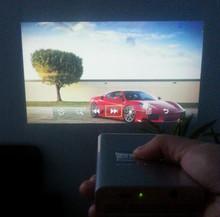 Ansi Lumen minolta mini 44 projector Android mini projector