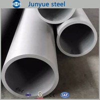 Hot Forming TP316L Stainless Steel Pipe Oil Refinery Tube