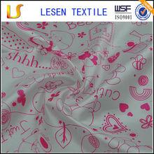 made-in-china impresa tela del forro de poliéster para paraguas,tela del forro