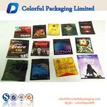 2015 hotsell promotional family herbal incense bag