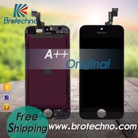 180-day-warranty for iphone 5s screen, for iphone 5s lcd touch screen, copy for apple iphone 5s touch