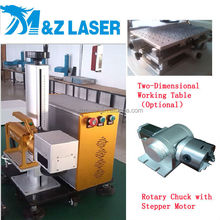 20w Portable Fiber Laser Marking Small Metal Engraving Machine Price