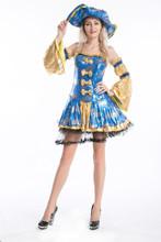 Adult drop ship carnival styles junhaohalloween pirate costumes women pictures junhourockabilly