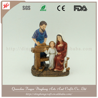 China Supplier Hot New Products Resin Religious Statues Christian Supplies