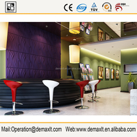 washable fire resistant decorative 3d wall panel for wall decoration ,Easy DIY Install