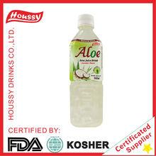 Aloe---04 Aloe Vera Soft Drink Coconut Flavor