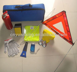 auto road kit,car fire extinguisher emergency tool,auto emergency tool kit