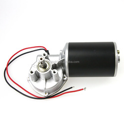 24v 5A gearhead dc motor for carbon dioxide welding machine