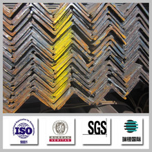 Hot rolled Mild /carbon steel equal angle iron ss400/ q235/ a36 for tower or building construction