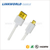 Linkworld D type hdmi to micro hdmi cable 2.0v