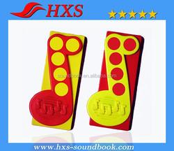 Children Educational Sound Book With Sound Module /Professional Sound Book Manufacturer