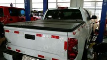 High Quality pick up bed cover for Toyota Tacoma Crew Cab, 6.5' Short Bed 2004-2006 aluminum tonneau cover