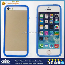 TPU bumper case for iPhone 6,for iPhone 6 colorful bumper