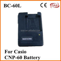 Charger BC-60L for NP-60 Exilim EX-Z9 EX-Z80
