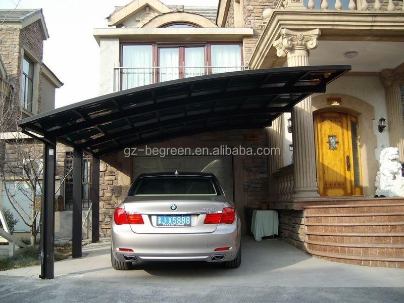 polycarbonat freien parkplatz unterst nde kunststoff dach. Black Bedroom Furniture Sets. Home Design Ideas