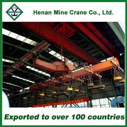 Crane Manufacturer Telescopic Lifting Beam Magnetic Overhead Crane