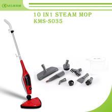 1500 W 10 1 Steam mop con CE & ROHS ERP