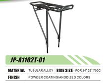 Factory Custom-built Titanium bicycle rear rack bike carrier for bike accessories KB-RACK-007