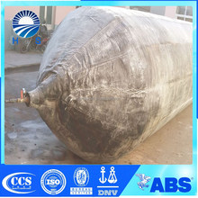 Durable pneumatic type high quality natural rubber marine airbag