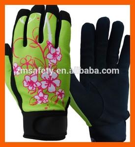 ligero de seguridad mecánico guantes de trabajo