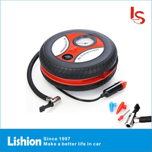 DC12V car air inflator super works air compressor