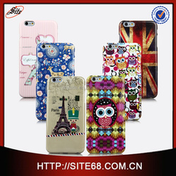 2015New arrival fashion design for iphone 6 tpu case custom printed,case for iphone 6,cheap mobile phone case for iphone 6