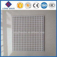 Eggcrate grille, egg crate sheet, eggcrate return air grille made in China
