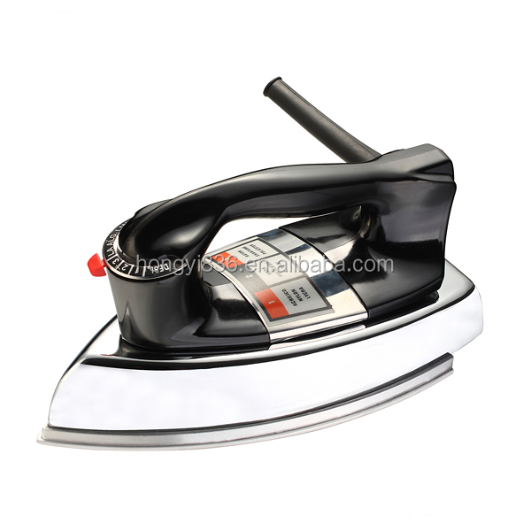Electric Dry Iron ~ Electric best dry iron non stick soleplate