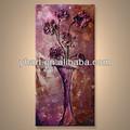 venta al por mayor en casa de arte flor foto arte de la lona para la pintura de aceite