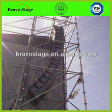 Well decorated cheapest channel aluminum truss