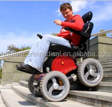 2015 best selling stair climbing electric wheelchair power for Chaise qui monte les escaliers