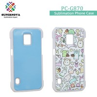 Blanks Sublimation Cell Phone Cover for Samsung Galaxy S5 Active G870