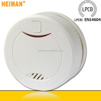 Photoelectric Standalone Indoor Home Safety System Sensor Smoke Detector