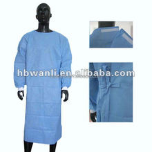 Surgery protection Properties cheap disposable medical gowns