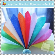 Multicolors Spunbonded PP Nonwoven Fabric for Wedding Industry