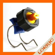 Plastic flat fan clamp eyelet nozzle for washing