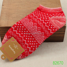 Latest design cheap socks wholesale price for promotional