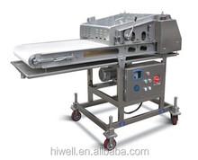 fresh meat Beef or Chicken Meat Flattening Machine YYJ600-II