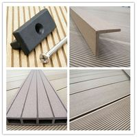easy installation pvc wpc decking laminate parquet flooring glue