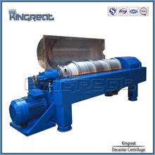 Sludge Dewatering Decanter Centrifuge Waste Water Effluent Treatment System