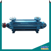 Long distance 500m multistage water pump
