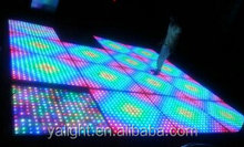 dj equipment Hot Sell Led stage light/New Product LED Stage Dance Floor /led dance floor for disco