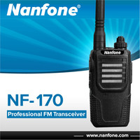NF-170 Competitve Price Compact Design Handy Walky Talky with Rechargeable Battery