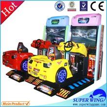 Increíble! adultos y niños les encanta el mejor animated coche de carreras