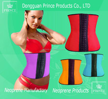 New arrival outstanding effect neoprene waist training corsets wholesale
