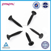 2015 BSCI Approved China manufacturer carbon steel black drywall screw