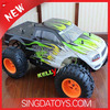 Competitive Price HQ721 Big Foot 4WD Gas Power 1/10 Nitro Car